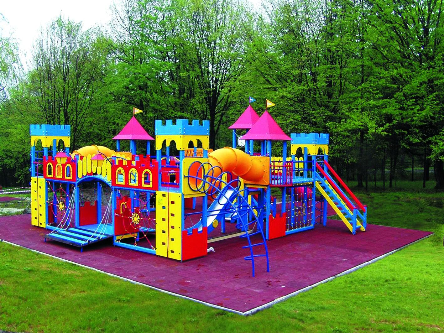 Заявление о ременте реконструкции детской площадки